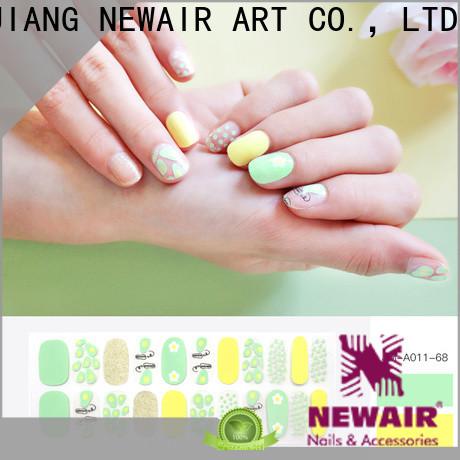 white sally hansen nail strips personalized for women
