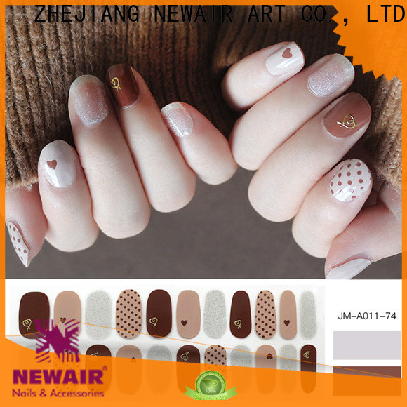 ombre sally hansen salon effects real nail polish strips personalized for commercial