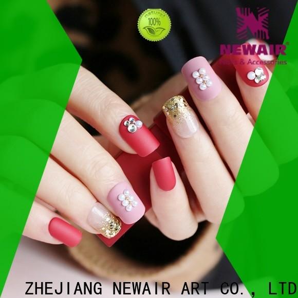 natural artificial nails