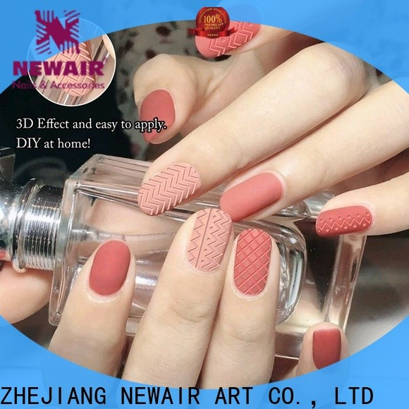 gel nail stickers