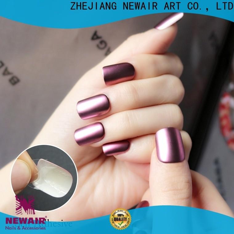 Newair Fake Nails popular fake press on nails customized for wedding