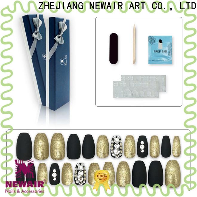 gel artificial nails