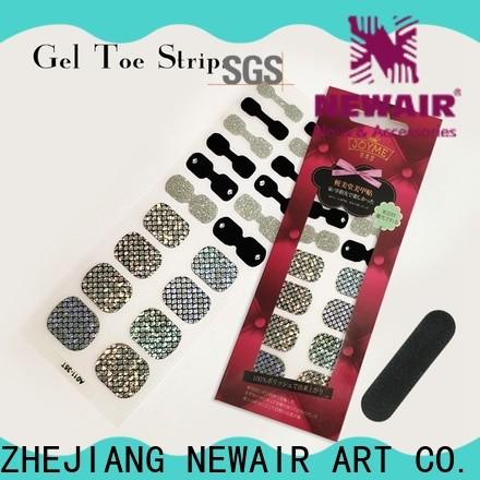 Newair Fake Nails sally hansen salon effects real nail polish strips supplier for women