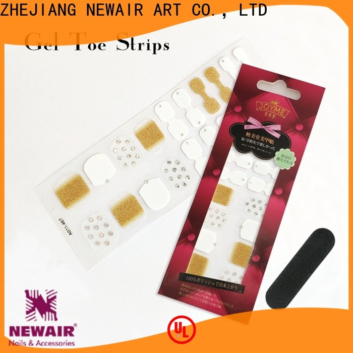 Newair Fake Nails incoco nail strips wholesale for gifts