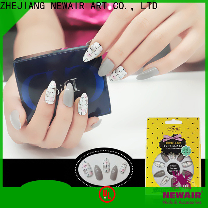 french matte nail supplier for bride