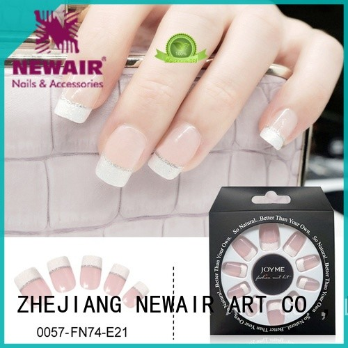 Newair Fake Nails lee press on nails from China for girls