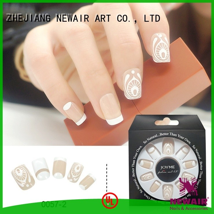 nail paint stickers