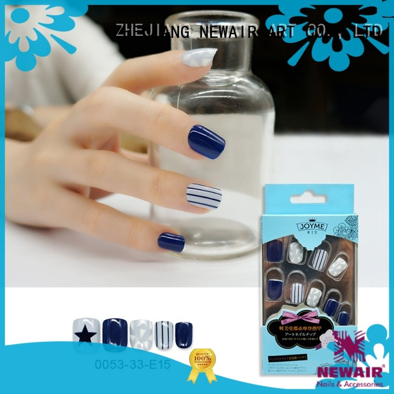 Newair Fake Nails convenient fake nails customized for woman