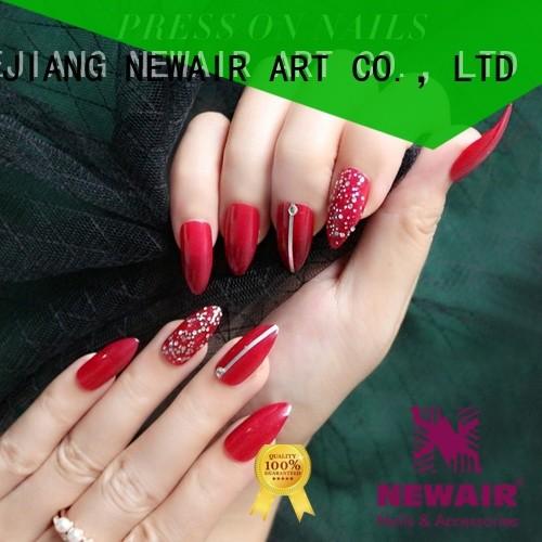 elegant fake nails manufacturer for lover