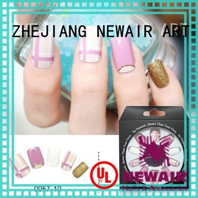 Newair Fake Nails creative fake nails directly sale for party