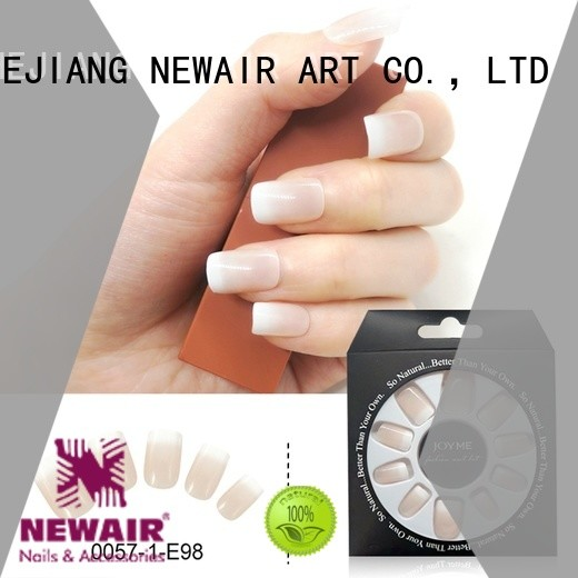 creative fake nails from China for decorations
