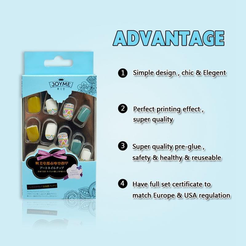 elegant fake nails manufacturer for decorations-2