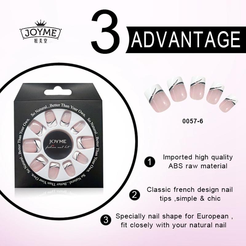 Newair Fake Nails press on nails for target manufacturer for bride-2