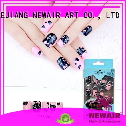 Newair Fake Nails elegant fake nails directly sale for party