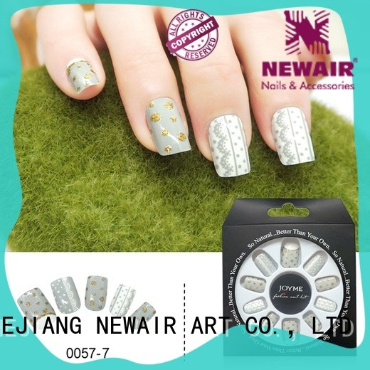 full cover with 24pcs nails