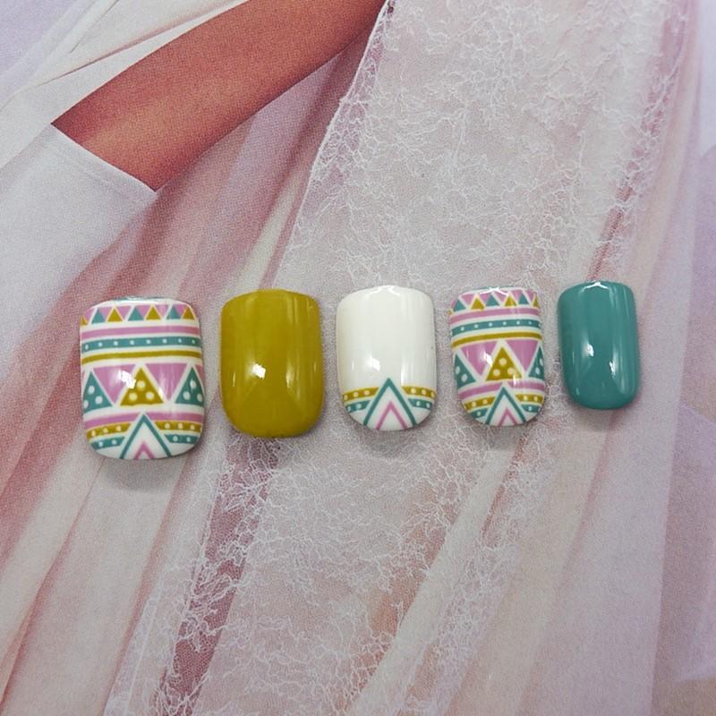 elegant fake nails manufacturer for decorations-1
