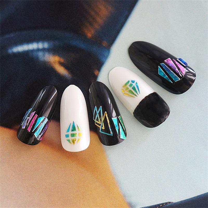 Newair Fake Nails self adhesive nail stickers series for girl-2
