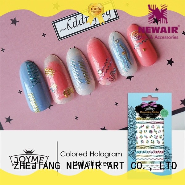 Newair Fake Nails lovely nail sticker manufacturer for commercial