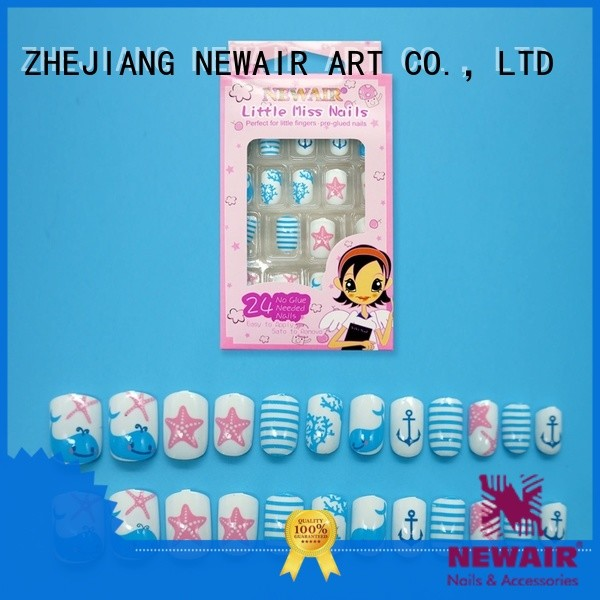 Newair Fake Nails convenient fake nails customized for decorations