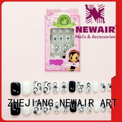 Newair Fake Nails best artificial nails customized for wedding